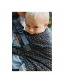 BOBA X  BABY CARRIER ONYX TILE