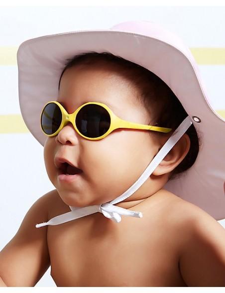 Ki et La - Occhiali da Sole Baby 0-18 Mesi - Diabola  Jaune