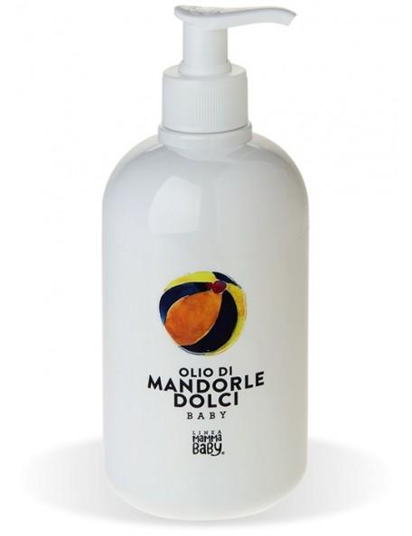 OLIO DI MANDORLE DOLCI BABY 500 ml