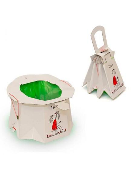 Tron - Vasino Monouso - Biodegradabile - 1 pz