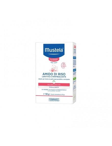 Mustela - Amido di Riso - 6 buste da 30 gr