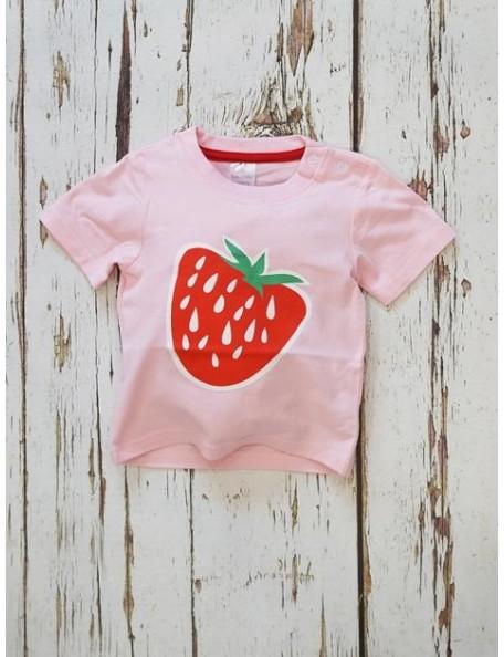 Blade&Rose - Maglietta maniche corte cotone - Strawberry