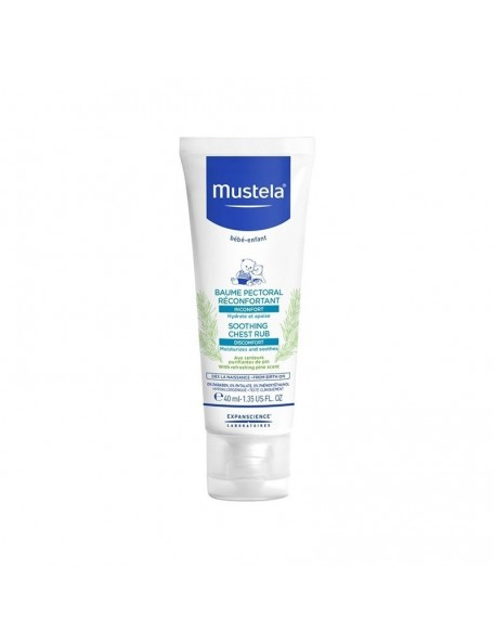 Mustela - Crema Massaggio Balsamica - 40 ml