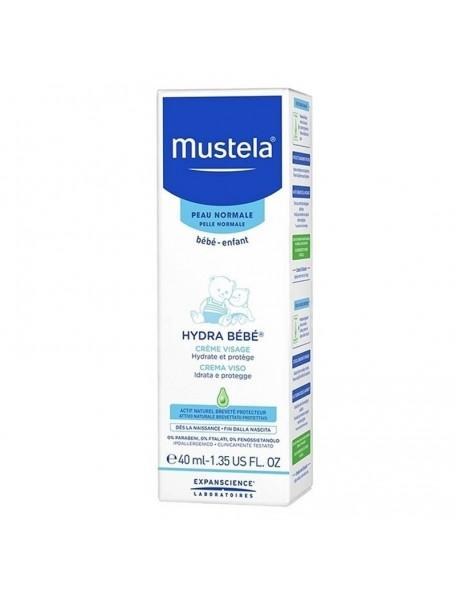 Mustela - Hydra Bebé Crema Viso - 40 ml
