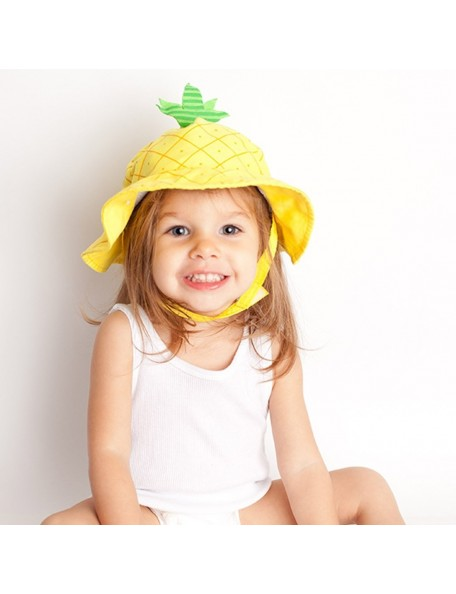 Zoocchini - Cappellino Estivo UPF 50 - Ananas