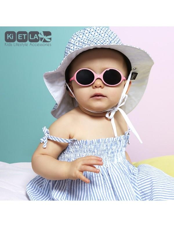 Ki et La Occhiali da Sole Baby Diabola 0-18 Mesi - Rose