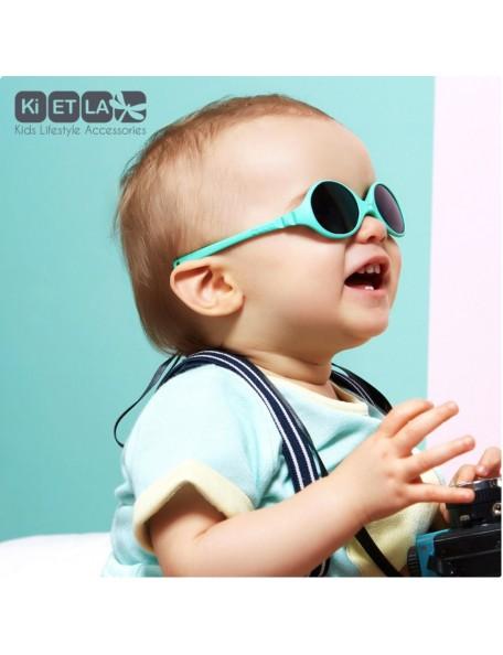 Ki et La Occhiali da Sole Baby Diabola 0-18 Mesi  - Mentol