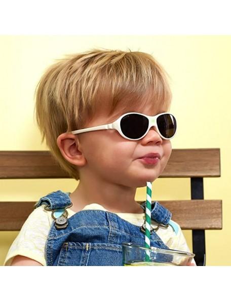 Ki et La Occhiali da Sole Baby Jokaki 12-30 Mesi - Creme