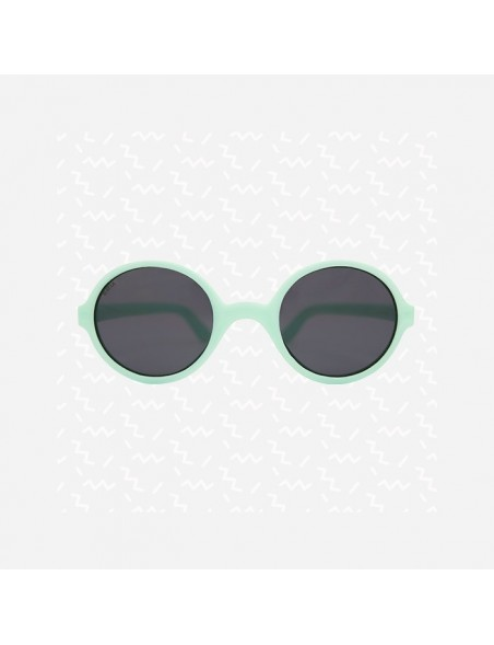 Ki et La - Occhiali da Sole Baby 2-4 Anni - Rozz Verde Acqua