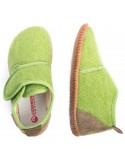 GIESSWEIN - Pantofola Slim Fit - 100% Cotone - Verdi