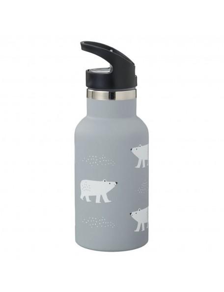 Fresk - Thermos Orso Polare con tappo e beccuccio 350ml