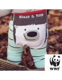 Blade&Rose - Leggings WWF Orso Polare