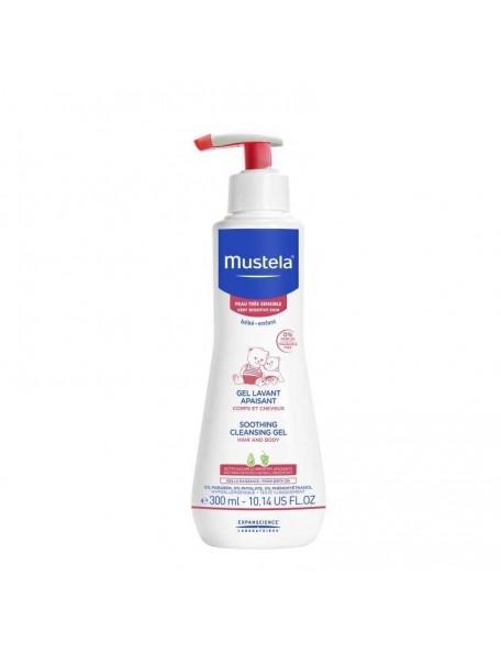 Mustela - Detergente Lenitivo 500ml - Limited Edition - Sandra la Schisandra - 500 ml