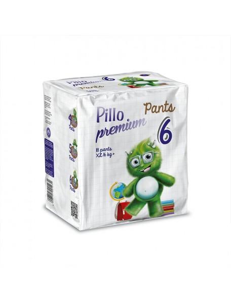 Pillo Pants Premium - Pannolini  Mutandina XL 16+
