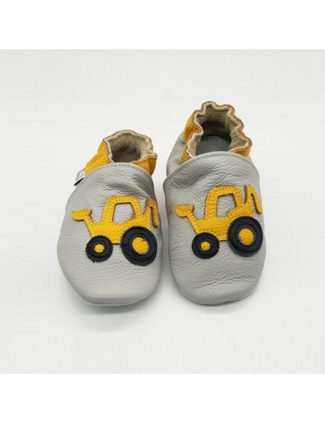 Le Peppe - Pantofole Pelle - Ruspa