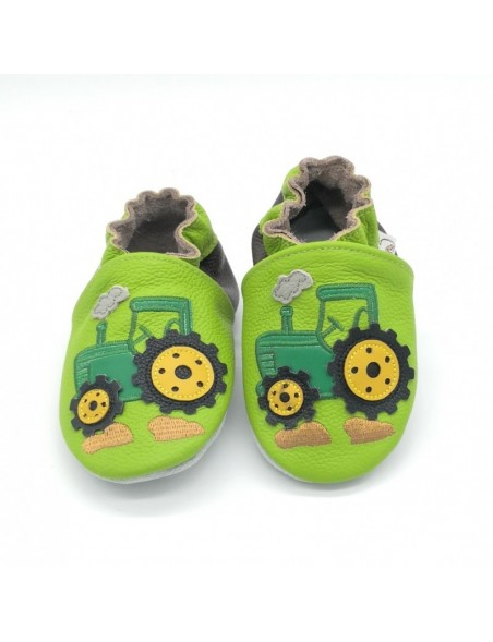 Le Peppe - Pantofole Pelle - Trattore