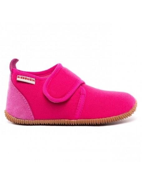 GIESSWEIN - Pantofola Slim Fit - 100% Cotone - Fucsia