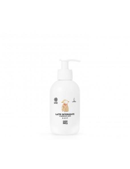Mamma Baby - Latte Detergente - 250 ml - Senza risciacquo