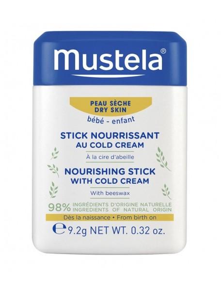 Mustela - Hydra Stick alla Cold Cream - 9.2 gr
