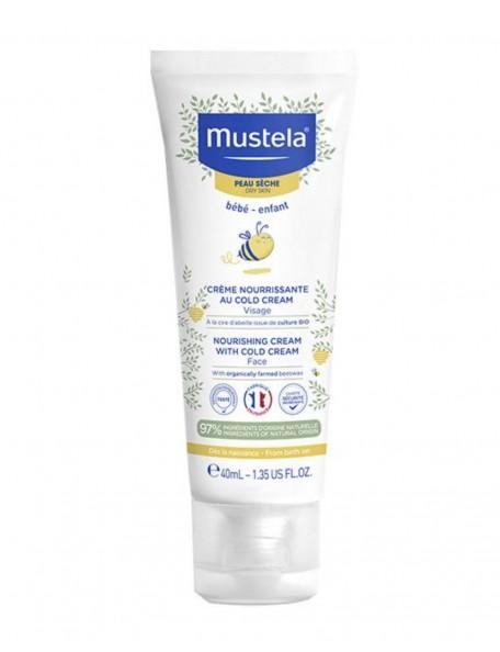Mustela - Crema Nutriente alla Cold Cream - 40 ml