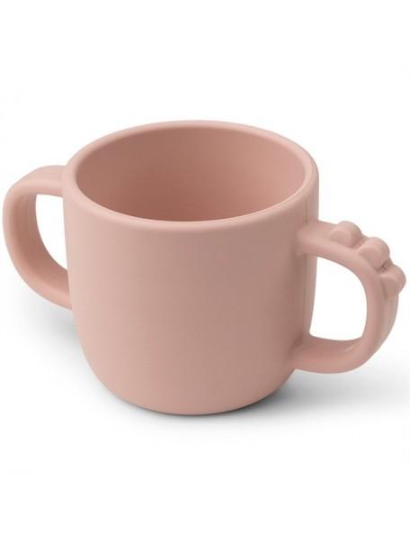 Donebydeer - Peekaboo Cup Croco Powder - Rosa Cipria