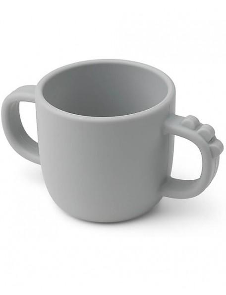 Donebydeer - Peekaboo Cup Croco Powder - Grigio