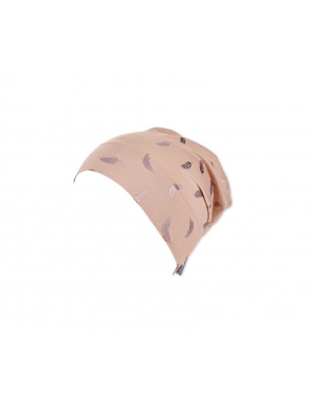 Sterntaler - Cappellino Piume rosa