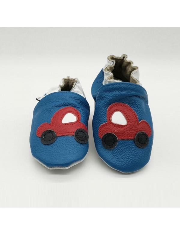 Le Peppe - Pantofole Pelle - Automobilina