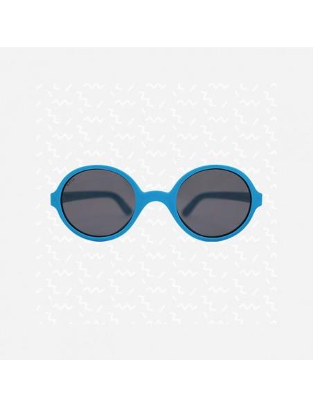 Ki et La - Occhiali da Sole Baby  1-2 Anni - Rozz Medium Blue