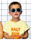 Ki et La Occhiali da Sole Baby Rozz 1-2 Anni - Medium Blue