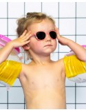 Ki et La - Occhiali da Sole Baby 2-4 Anni - Wazz Pompelmo