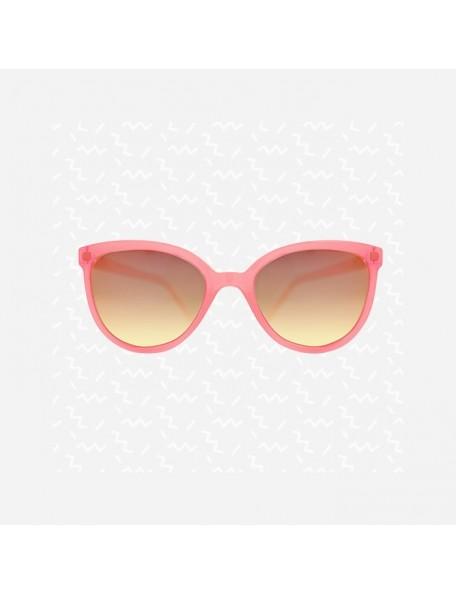 Ki et La - Occhiali da Sole Baby 4-6 Anni - Buzz Rosa Neon