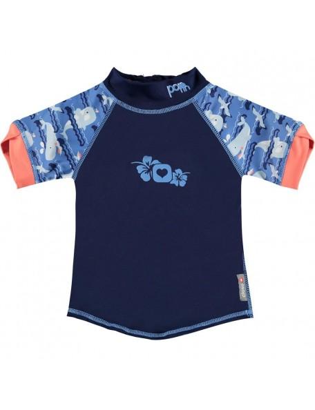 Close Pop-In - T-Shirt Anti-UV SPF 50+ T-Shirt Anti-UV SPF 50+ , Balena