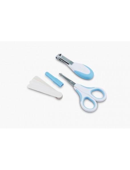 Nuvita - Kit forbicine taglia unghie e lime
