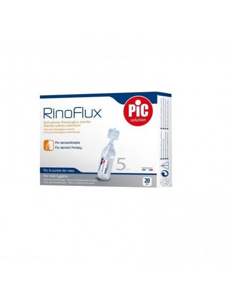 Pic Solution - RinoFlux Soluzione fisiologica sterile 20 fiale da 5ml