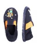 GIESSWEIN - Pantofola Kids - 100% Cotone - Vichinghi
