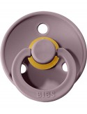 Bibs Color - Set 2 Succhietti - 0-6M - Dusky Lilac/Heather