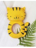 Little Lovely - Tigre Massaggiagengive - 100% Gomma Naturale